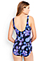 Women's Regular Tugless Soft Cup Floral Swimsuit