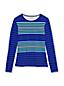 Le T-Shirt de Bain Rayures Montego, Femme Stature Standard