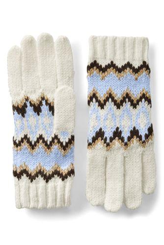 Fairisle Handschuhe