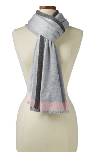 Women's Cashmere Scarf