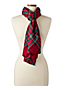 Women's Bias Plaid Scarf