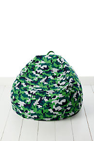 Printed Bean Bag Cover