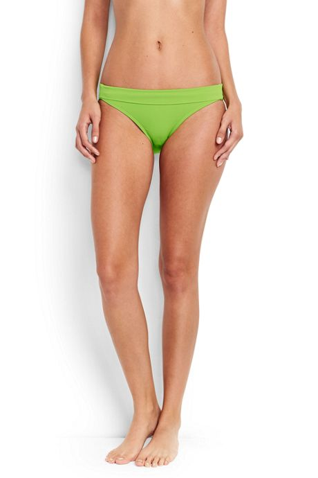 Women's Low Waist Bikini Bottoms