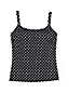 Women's Beach Living Scoop Neck Tankini Top