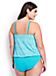 Women's Plus Beach Living Blouson Swimsuit