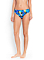 Le Bas de Bikini Floral, Femme Stature Standard