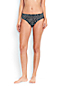 Women's Beach Living Dotty Mid Waist Bikini Bottoms