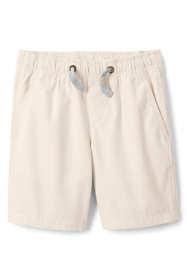Little Boys Slim Pull On Woven Shorts