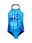 Little Girls' Beachcomber Halterneck Graphic Swimsuit