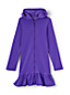 Toddler Girls' Long Sleeve Hooded Beach Cover Up
