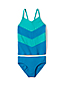Girls' Smart Swim Colourblock Tankini