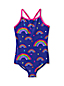 Girls' Smart Swim Cross-back Swimsuit