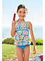 Little Girls' Lush Tropics Tankini