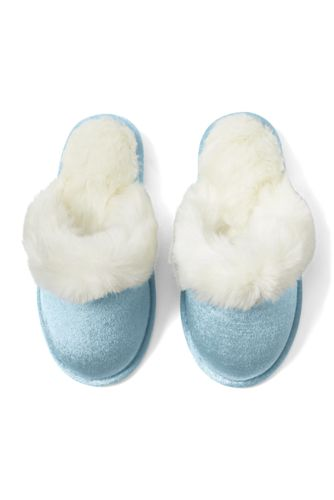 Girls' Cosy Mule Slippers