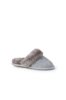 Girls' Cosy Mule Slippers