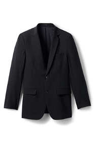 Men's Tailored Washable Wool 2 Button Suit Coat