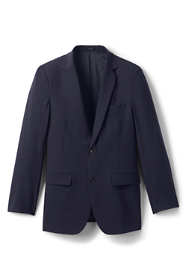 Men Tall Tailored Washable Wool 2 Button Suit Coat