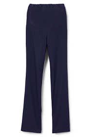 Women's Washable Wool Maternity Straight Leg Pants