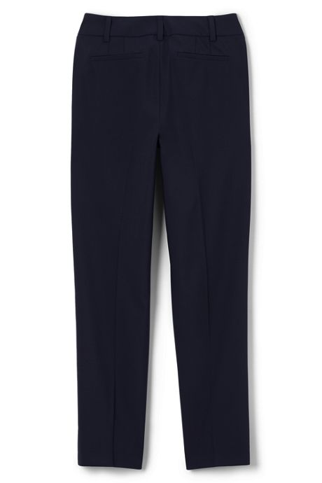 Women's Tall Washable Wool Slim Pants