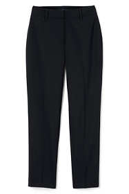 Women's Washable Wool Slim Pants