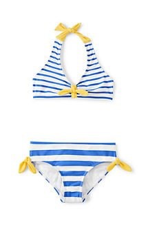 Girls' Seaside Halterneck Bikini