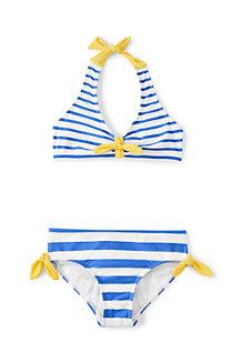 Le Bikini Seaside à Motifs, Fille