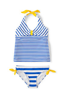 Girls' Halter Neck Tankini