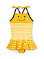 Toddler Girls' Skirted Swimsuit