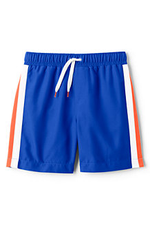 Boys' Side-stripe Swim Shorts