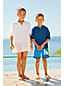 Little Boys' Appliqué Swim Shorts