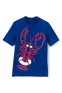 Boys' Graphic Rash Vest