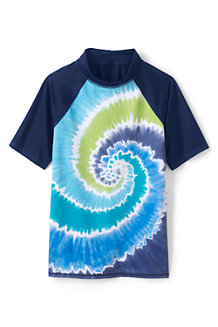 Le T-Shirt de Bain à Motifs, Garçon