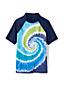Le T-Shirt de Bain à Motifs, Petit Garçon