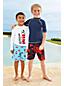 Toddler Boys' Long Sleeve Rash Vest