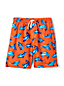 Toddler Boys' Printed Swim Shorts