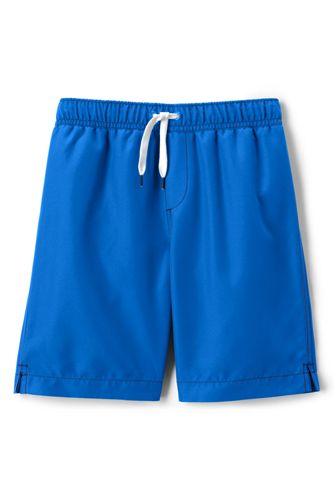 Little Boys' Plain Swim Shorts