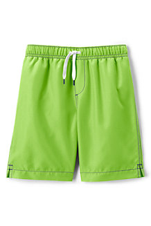 Boys' Plain Swim Shorts