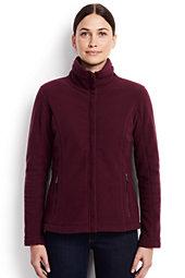 Women's 200 Fleece Jacket-Merlot