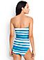 Women's Costa D'Oro Floral Bandeau Swimsuit