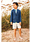 Little Boys' Chambray Blazer