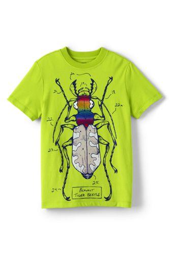 Le T-Shirt Graphique Science, Tout Petit Garçon