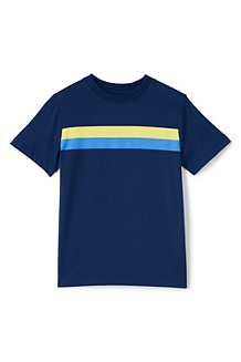 Boys' Chest Stripe Tee
