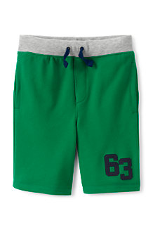 Boys' Loopback Jersey Shorts