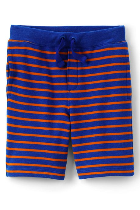 Boys Husky Pattern Sweat Shorts