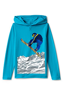 Boys' Seasonal Graphic Hoodie