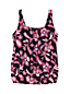 Beach Living Tankini-Blusentop Amethyst Floral