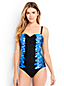 Women's Regular Bandeau Jubilee Daisy Slender Swimsuit