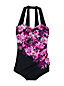 Women's Regular Cascade Floral Tunic Slender Swimsuit