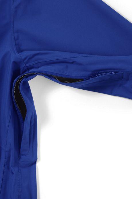 Men's Big Waterproof Rain Jacket