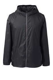 School Uniform Men's Big Packable Nylon Jacket